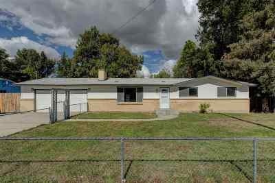 Emmett Single Family Home For Sale: 404 W 12th St
