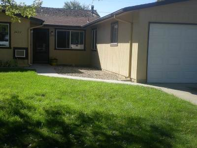 Caldwell Multi Family Home For Sale: 2422 Robert Ave