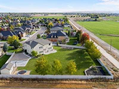 Kuna Single Family Home For Sale: 2310 W Seldovia St