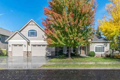 Eagle Single Family Home For Sale: 2136 Forest Grove
