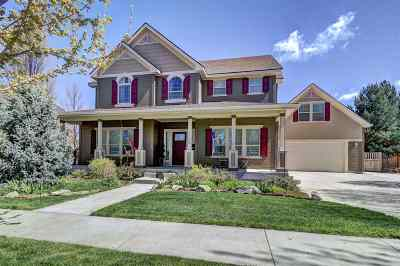 Boise Single Family Home For Sale: 4588 W Miners Farm Dr
