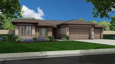 Meridian Single Family Home For Sale: 5405 W Lesina St