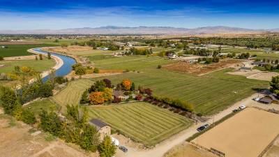 Kuna Farm & Ranch For Sale: 5680 E Cutting Horse Lane