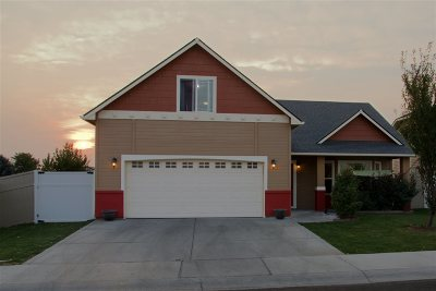 Twin Falls Single Family Home For Sale: 581 Creekside Way