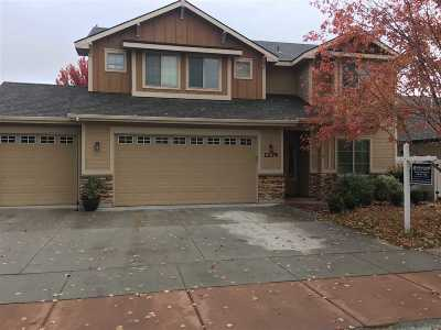 Meridian Single Family Home For Sale: 1274 E Ionia St