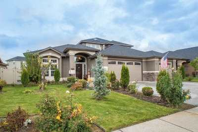 Nampa Single Family Home For Sale: 2212 W Herron Loop