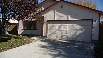 Meridian Single Family Home For Sale: 1338 W Sandalwood Dr.