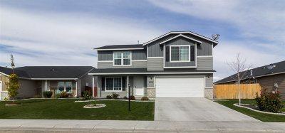 Nampa Single Family Home Back on Market: 10654 Tysen Springs St