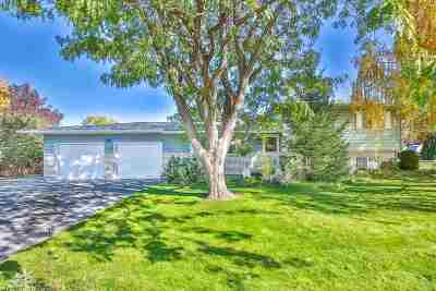 Jerome Single Family Home For Sale: 1702 Fillmore St