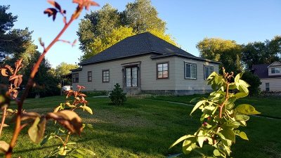 Shoshone Single Family Home For Sale: 117 W 4th St