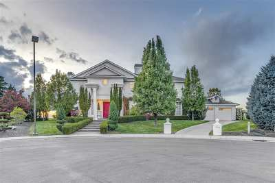 Boise ID Single Family Home Back on Market: $1,249,500