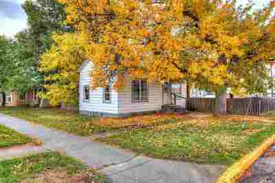 Emmett Single Family Home For Sale: 116 N Wardwell