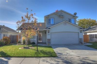 Meridian Single Family Home New: 4089 W Niemann St.