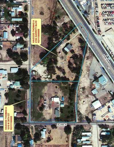 Nampa Residential Lots & Land For Sale: 4104 Garrity