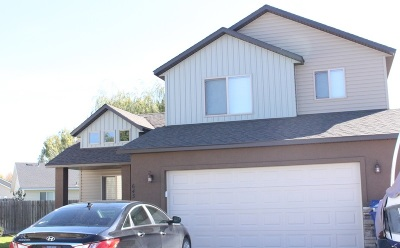 Twin Falls Single Family Home New: 643 Titleist Ct.