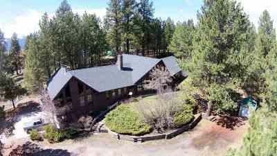 Cascade Single Family Home For Sale: 940 Dam Road