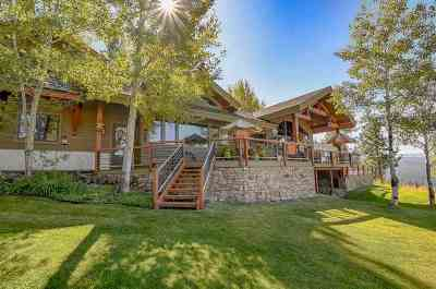 Single Family Home New: 3343 Elk Ridge Road