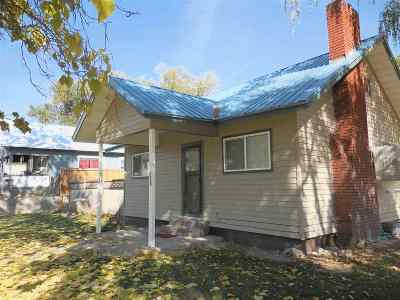 Parma Single Family Home For Sale: 502 N 5th Street