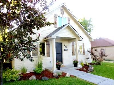 Nampa Single Family Home New: 819 S Nectarine Street