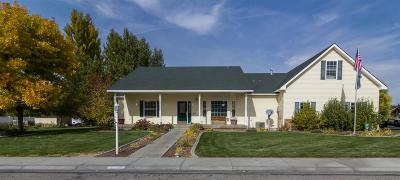 Nampa Single Family Home New: 2234 S Preakness Way