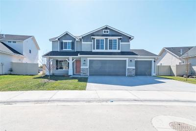 Kuna Single Family Home New: 8872 S Red Delicious Way