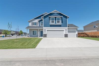 Kuna Single Family Home For Sale: 6833 S Nordean Ave.