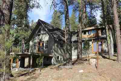McCall Single Family Home New: 5 Silver Fox Trail