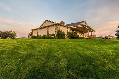 Caldwell Single Family Home For Sale: 18960 Malt Rd.