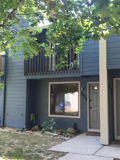 Boise Condo/Townhouse For Sale: 3024 S Windstream