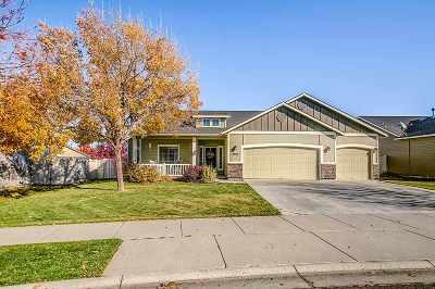 Kuna Single Family Home For Sale: 2546 W Cerulean Drive