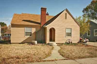 Twin Falls Single Family Home For Sale: 611 4th Ave E