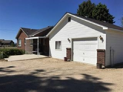 Nampa Single Family Home For Sale: 11316 Ustick