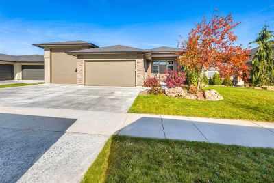 Meridian Single Family Home New: 1126 E Radiant Ridge