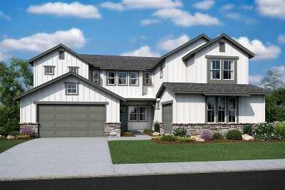 Boise Single Family Home For Sale: 6153 E Hootowl Dr