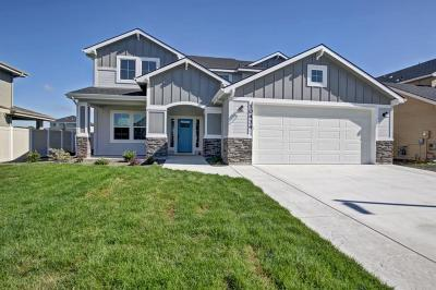 Nampa Single Family Home Back on Market: 10434 Ryan Peak Drive