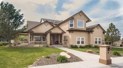 Nampa Single Family Home For Sale: 548 W Bayhill Dr