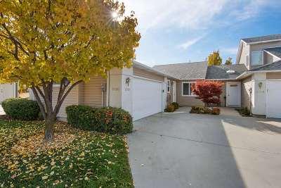 Boise Condo/Townhouse For Sale: 5750 S Caper Place