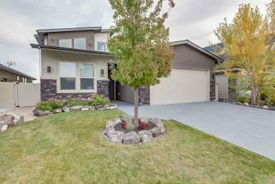 Meridian Single Family Home For Sale: 1016 E Wrightwood Dr.