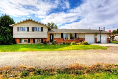 Nampa Single Family Home For Sale: 11027 Iowa Ave