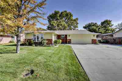 Nampa Single Family Home For Sale: 90 S Inverness Drive