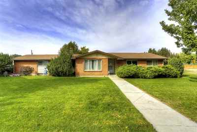 Meridian Single Family Home For Sale: 1065 S Mustang St