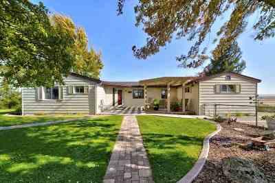 Boise Single Family Home For Sale: 5855 W Gowen Road