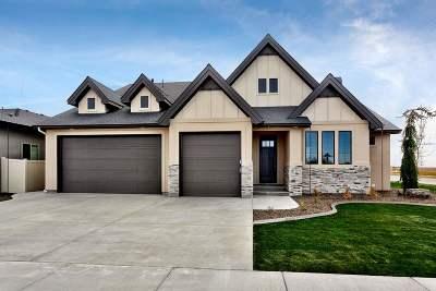 Meridian Single Family Home New: 476 W Buroak Dr.