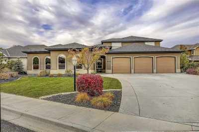 Boise Single Family Home New: 5434 N Quail Summit Way