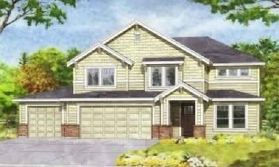 Meridian Single Family Home New: 5908 N Botticelli Ave