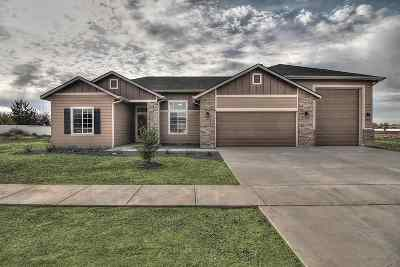 Eagle Single Family Home For Sale: 949 N Foudy Ln.
