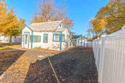Jerome Single Family Home For Sale: 228 4th Ave W