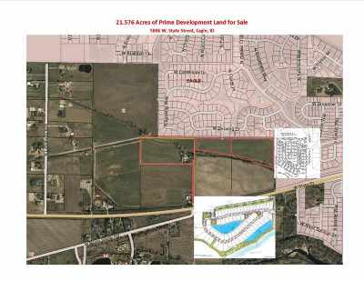 Eagle Residential Lots & Land For Sale: 5806 W State Street