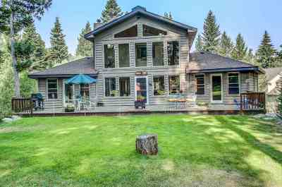 McCall Single Family Home For Sale: 1371 Eagle Drive