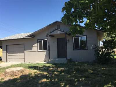 New Plymouth Single Family Home For Sale: 705 E Cherry St